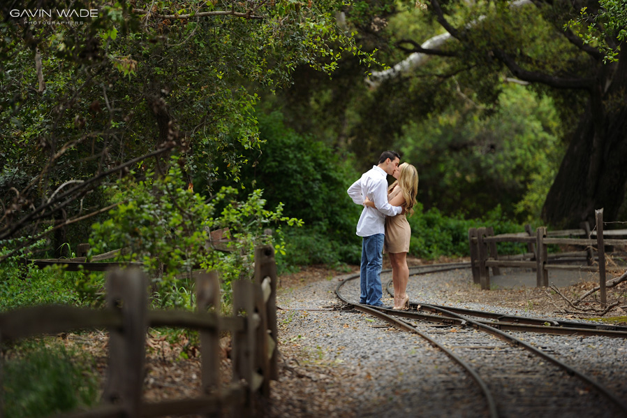 beautiful engagement photos, real orange county engagement
