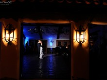 wedding at Rancho Las Lomas in Silverado