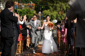 wedding photography at 7 degrees in laguna beach