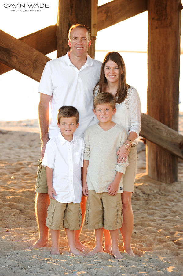 seal beach family portrait photographer