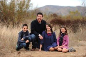irvine family portrait photography