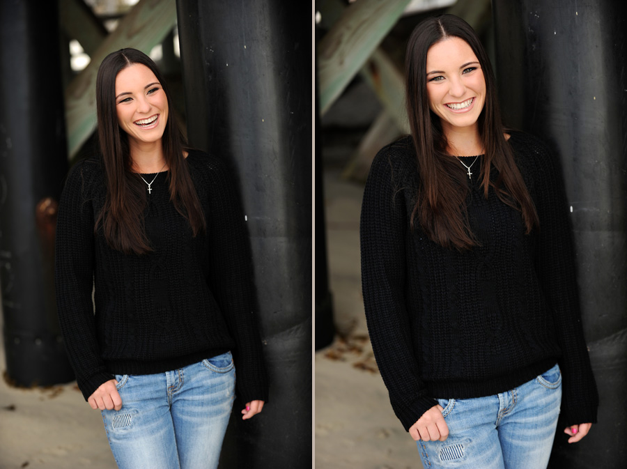 orange county senior portrait photographer