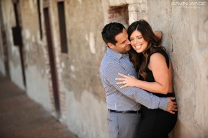 san juan mission engagement session